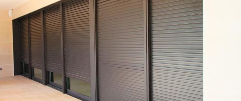 Persianas de aluminio metal decor productos - Tipo de persianas ...